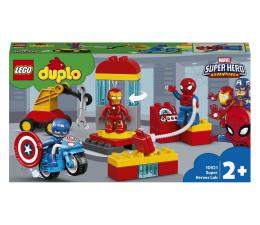 Klocki LEGO® LEGO DUPLO 10921 Laboratorium superbohaterów