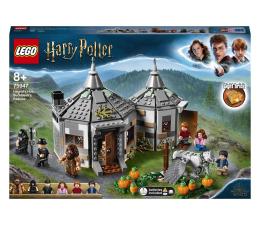 Klocki LEGO® LEGO Harry Potter 75947 Chatka Hagrida: na ratunek Hard
