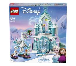 Klocki LEGO® LEGO Disney Princess 43172 Magiczny lodowy pałac Elsy