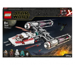 Klocki LEGO® LEGO Star Wars 75249 Myśliwiec Y-Wing Ruchu Oporu