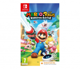 Gra na Switch Switch Mario + Rabbids Kingdom Battle