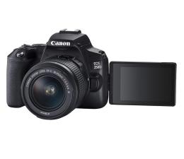 Lustrzanka Canon EOS 250D+ EF-S 18-55mm F4-5.6+ Torba Canon