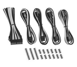Kabel SATA CableMod ModMesh Cable Extension Kit -8+8 Czarno-Białe