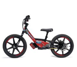 Rowerek elektryczny dla dzieci Racerone R1 Go Black Checkers