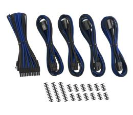 Kabel SATA CableMod ModMesh Cable Extension Kit -8+8 Czarno-Niebieskie