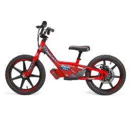 Rowerek elektryczny dla dzieci Racerone R1 Go Red Checkers