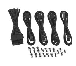 Kabel SATA CableMod ModMesh Cable Extension Kit -8+6 Czarne