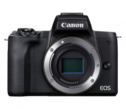 Bezlusterkowiec Canon EOS M50 II Body