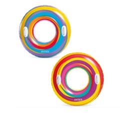 Basen / akcesoria INTEX Koło do pływania Swirly Whirly