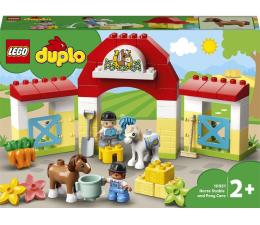 Klocki LEGO® LEGO DUPLO 10951 Stadnina i kucyki