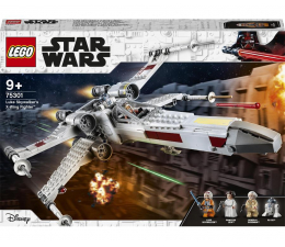 Klocki LEGO® LEGO Star Wars 75301 Myśliwiec X-Wing Luke'a Skywalkera
