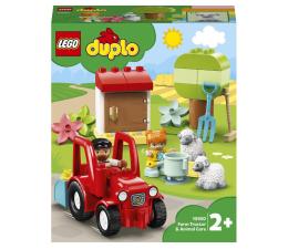 Klocki LEGO® LEGO DUPLO 10950 Traktor i zwierzęta gospodarskie
