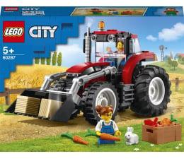 Klocki LEGO® LEGO City 60287 Traktor
