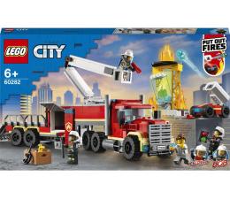 Klocki LEGO® LEGO City 60282 Strażacka jednostka dowodzenia