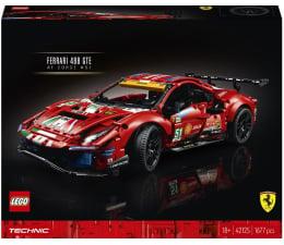 Klocki LEGO® LEGO Technic 42125 Ferrari 488 GTE AF Corse #51