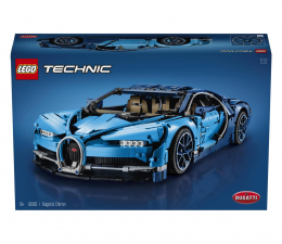 Klocki LEGO® LEGO Technic 42083 Bugatti Chiron