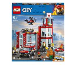 Klocki LEGO® LEGO City 60215 Remiza strażacka