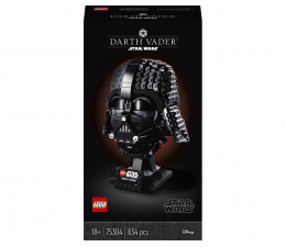 Klocki LEGO® LEGO Star Wars 75304 Hełm Dartha Vadera