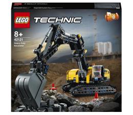 Klocki LEGO® LEGO Technic 42121 Wytrzymała koparka