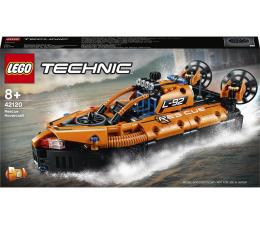 Klocki LEGO® LEGO Technic 42120 Poduszkowiec ratowniczy