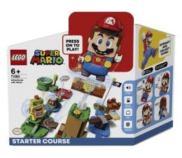 Klocki LEGO® LEGO Super Mario 71360 Przygody z Mario — zestaw starto