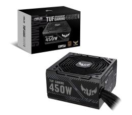 Zasilacz do komputera ASUS TUF Gaming 450W 80 Plus Bronze