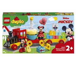 Klocki LEGO® LEGO DUPLO 10941 Urodzinowy pociąg myszek Miki i Minnie