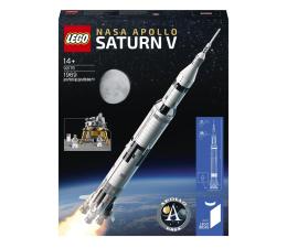 Klocki LEGO® LEGO 92176 Rakieta NASA Apollo Saturn V