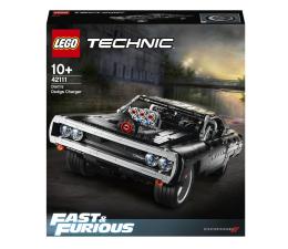 Klocki LEGO® LEGO Technic 42111 Dom's Dodge Charger