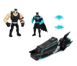 Pojazd / tor i garaż Spin Master Batman Motor Batmana + 2 figurki