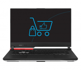 """Notebook / Laptop 15,6"""" ASUS ROG Strix G15 R7-4800H/16GB/512 RTX3050 144Hz"""