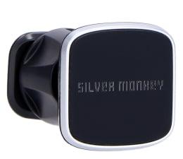 Uchwyt do smartfonów Silver Monkey Magnetyczny Uchwyt do Kratki Wentylacyjnej