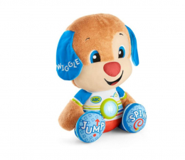 Zabawka dla małych dzieci Fisher-Price Wielki Szczeniaczek Uczniaczek