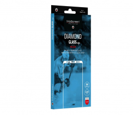 Folia / szkło na smartfon MyScreen DIAMOND GLASS edge Full Glue do realme GT 5G