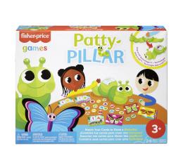 Gra dla małych dzieci Fisher-Price Głodna Gąsienica