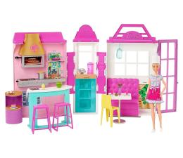 Lalka i akcesoria Barbie Barbie Restauracja + Lalka