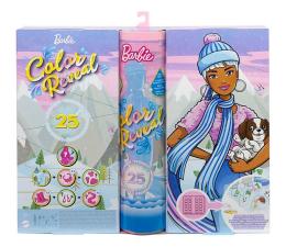 Lalka i akcesoria Barbie Color Reveal Kalendarz adwentowy