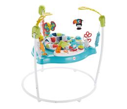 Jeździk/chodzik dla dziecka Fisher-Price Kolorowy skoczek z dźwiękami