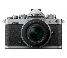 Bezlusterkowiec Nikon Z fc + Z 16-50 F3,5-6,3 VR srebrny