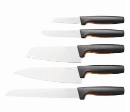 Nóż kuchenny Fiskars Zestaw 5 noży w pudełku 1057558