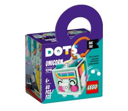 Klocki LEGO® LEGO DOTS 41940 Zawieszka z jednorożcem
