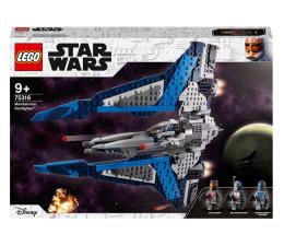 Klocki LEGO® LEGO Star Wars 75316 Mandaloriański myśliwiec™