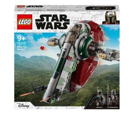 Klocki LEGO® LEGO Star Wars 75312 Statek kosmiczny Boby Fetta™