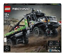 Klocki LEGO® LEGO Technic 42129 Ciężarówka Mercedes-Benz Zetros z na