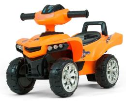 Jeździk/chodzik dla dziecka MILLY MALLY Pojazd Monster Orange