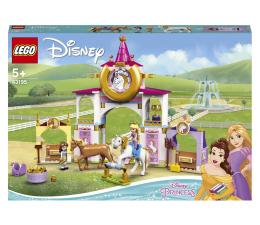 Klocki LEGO® LEGO Disney Princess 43195 Królewskie stajnie Belli i R
