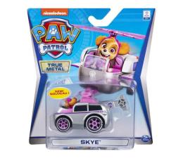 Pojazd / tor i garaż Spin Master Psi Patrol Pojazd Metalowy Skye