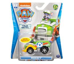 Pojazd / tor i garaż Spin Master Psi Patrol Pojazd Metalowy Rocky