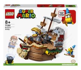 Klocki LEGO® LEGO Super Mario 71391 Sterowiec Bowsera
