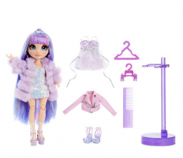 Lalka i akcesoria Rainbow High Fashion Violet Willow